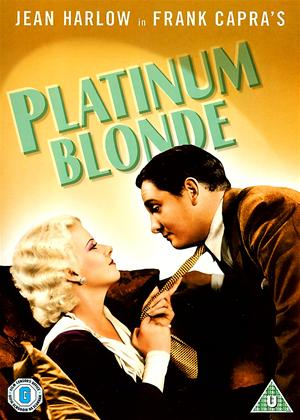 Platinum Blonde Online DVD Rental