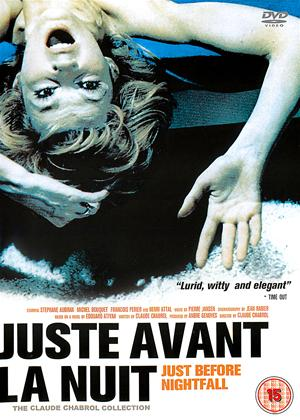 Rent Just Before Nightfall (aka Juste Avant La Nuit) Online DVD Rental