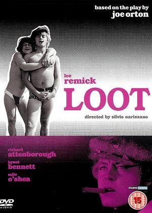 Loot Online DVD Rental