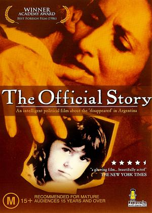 The Official Story Online DVD Rental