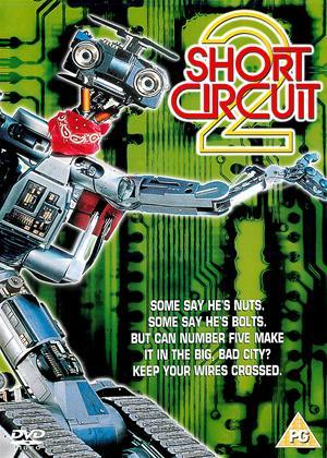 Short Circuit 2 Online DVD Rental