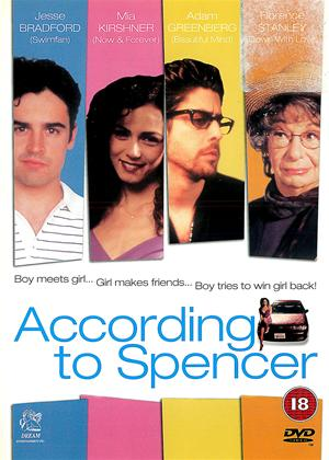 According to Spencer Online DVD Rental