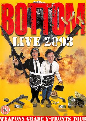 Bottom: Live 2003: Weapons Grade Y-Fronts Tour Online DVD Rental
