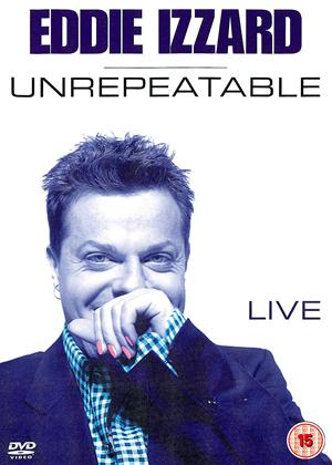 Eddie Izzard: Unrepeatable Online DVD Rental