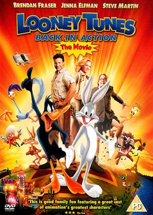 Rent Looney Tunes: Back in Action Online DVD Rental