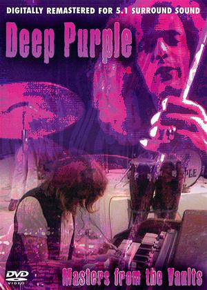 Rent Deep Purple: Masters from the Vaults Online DVD Rental