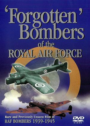 Rent Forgotten Bombers of the RAF Online DVD Rental