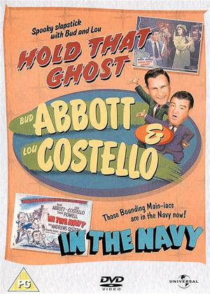 Hold That Ghost / In the Navy Online DVD Rental