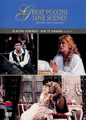 Puccini: Great Puccini Love Scenes: Placido Domingo Online DVD Rental
