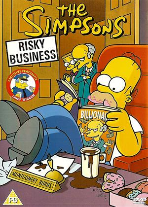 Rent The Simpsons: Risky Business Online DVD Rental