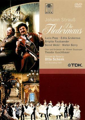 Rent Johann Strauss: Die Fledermaus: Vienna State Opera Online DVD Rental