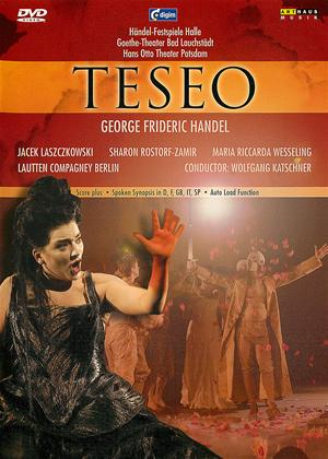 Rent Teseo: Handel Online DVD Rental