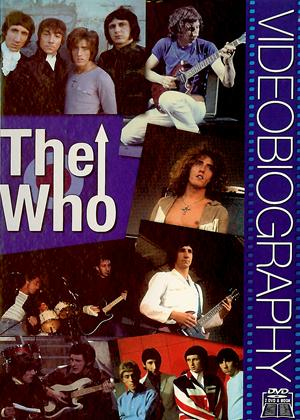 Rent The Who: Videobiography Online DVD Rental