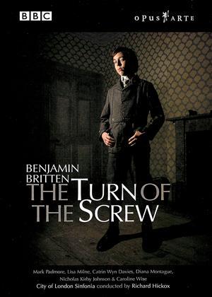Britten: Turn of the Screw Online DVD Rental