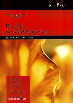 Rent Rossini: La Donna Del Lago Online DVD Rental
