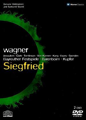 Wagner: Siegfried Online DVD Rental