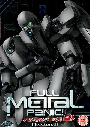 Rent Full Metal Panic: Mission 1 Online DVD Rental
