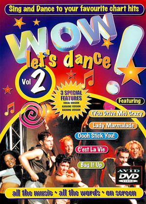 Rent Wow! Let's Dance: Vol.2 Online DVD Rental