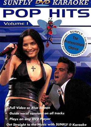 Sunfly Karaoke: Pop Hits: Vol.1 Online DVD Rental