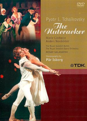 Rent Tchaikovsky: The Nutcracker: Royal Swedish Ballet Online DVD Rental
