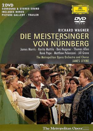 Rent Wagner: Die Meistersinger Von Nurnberg: The Metropolitan Opera Online DVD Rental