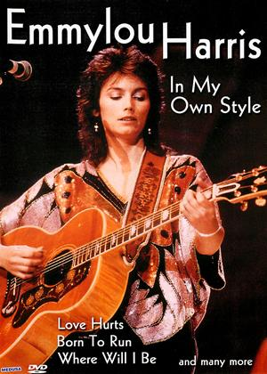 Emmylou Harris: In My Own Style Online DVD Rental