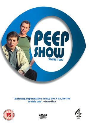 Rent Peep Show: Series 2 Online DVD Rental