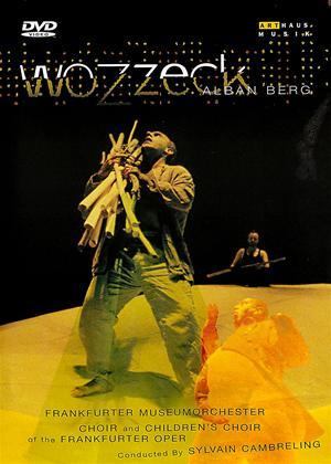 Wozzeck: Frankfurt Opera Online DVD Rental