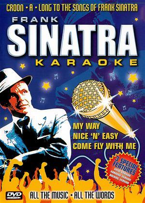 Rent Frank Sinatra: Karaoke Online DVD Rental