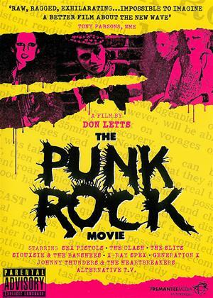 The Punk Rock Movie Online DVD Rental