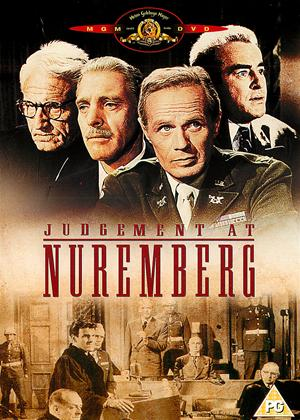 Judgment at Nuremberg Online DVD Rental
