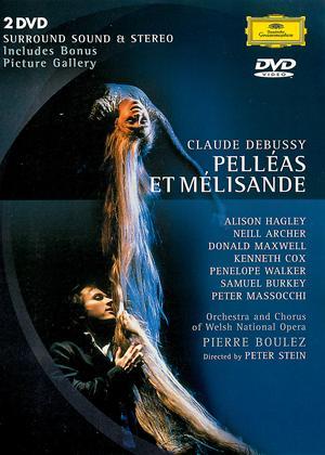 Debussy: Pelleas Et Melisande: Pierre Boulez Online DVD Rental