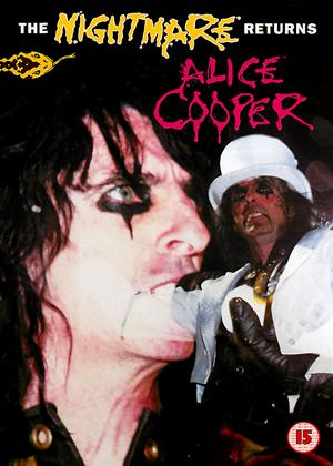 Alice Cooper: The Nightmare Returns Online DVD Rental