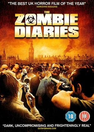 Rent The Zombie Diaries Online DVD Rental