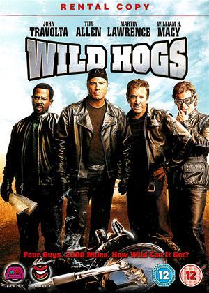 Wild Hogs Online DVD Rental