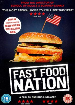 Fast Food Nation Online DVD Rental