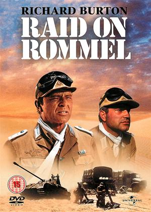 Raid on Rommel Online DVD Rental