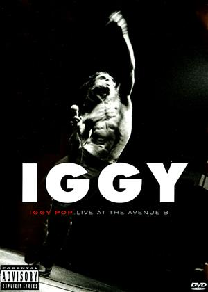 Iggy Pop: Live at the Avenue B Online DVD Rental