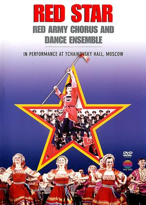 Red Star Red Army Chorus and Dance Ensemble Online DVD Rental