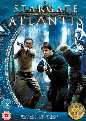 Rent Stargate Atlantis: Series 3: Vol.3 Online DVD Rental