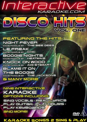 Interactive Karaoke: Disco Hits: Vol.1 Online DVD Rental