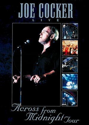 Rent Joe Cocker: Live: Across from Midnight Tour Online DVD Rental