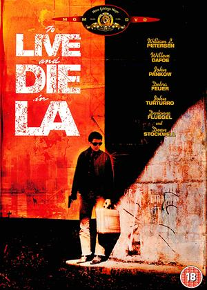 Rent To Live and Die in L.A. Online DVD Rental