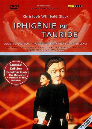 Gluck: Iphigenie En Tauride Online DVD Rental