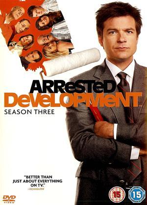 Rent Arrested Development: Series 3 Online DVD Rental
