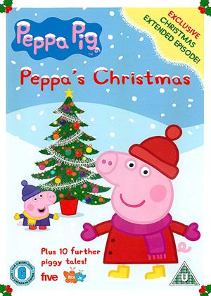 Rent Peppa Pig: Peppa's Christmas Online DVD Rental
