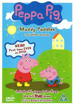 Peppa Pig: Muddy Puddles and Other Adventures Online DVD Rental