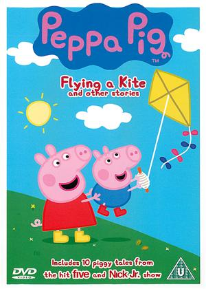 Rent Peppa Pig: Flying a Kite and Other Stories Online DVD Rental