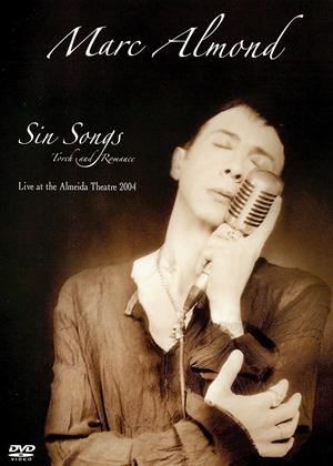 Marc Almond: Sin Songs, Torch and Romance Online DVD Rental