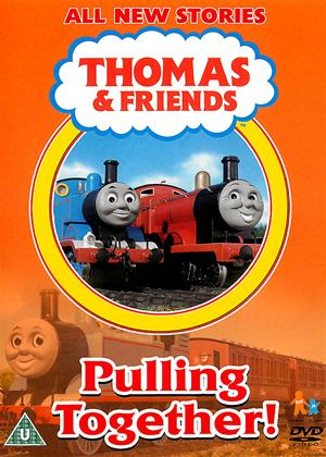 Thomas and Friends: Pulling Together Online DVD Rental
